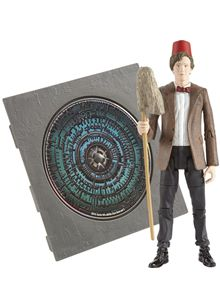 Doctor Who: Pandorica Action Figure CD Collection - 11th Doctor With Fez