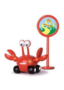 Jungle Junction - Taxicrab Figure