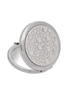 Bejewelled Compact Mirror Gift Boxed