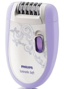 Satinelle Soft HP6509 Epilator