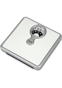 484 Mechanical Bathroom Scale Magnifying Lens