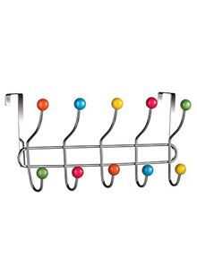 Atomic Door Hanger Coat Hook Rack