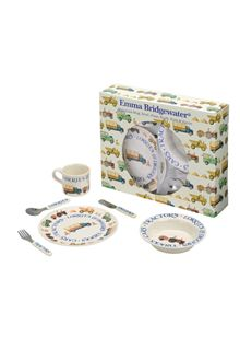Emma Bridgewater - Men At Work Melamine Set