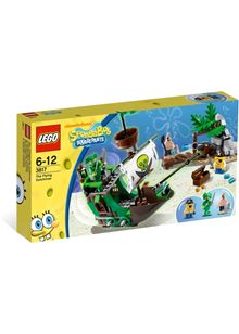 LEGO Spongebob 3817: The Flying Dutchman