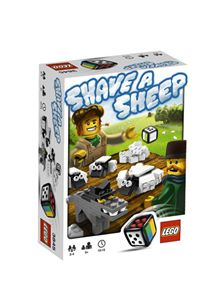 lego games 3845  shave a sheep