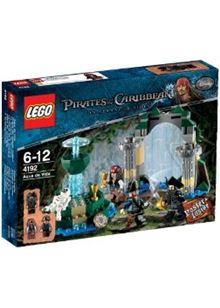 LEGO Pirates of the Caribbean 4192: Fountain of Youth (Aqua de Vida)