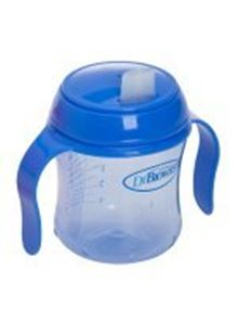 Trainer Cup Soft Spout Blue 6oz/180ml