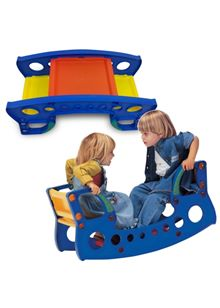 Seesaw and Activity Table