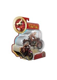 The Adventures of Tintin: Secret of the Unicorn - Tintin and Motorbike