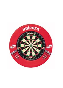 Striker Board & Surround Home Dart Centre