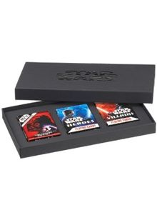 Star Wars - 3 Decks Playing Cards Set