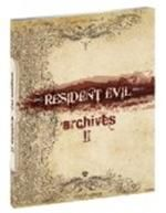Resident Evil Archives Art Book Volume 2