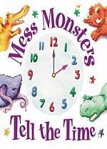 Mess Monsters Tell The Time