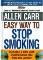 Allen Carrs Easy Way To Stop Smoking Kit