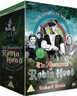 Adventures of Robin Hood - The Complete Series