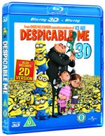 Despicable Me (Blu-ray 3D)