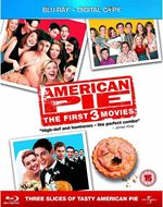 American Pie / American Pie 2 / American Wedding (Blu-Ray)