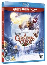 Disney's A Christmas Carol (3D Blu-Ray + 2D Blu-Ray + Digital Copy)