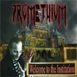 Promethium - Welcome To The Institution (Music CD)