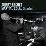 Sidney Bechet & Martial Solal Quartet - Complete Recordings (Music CD)