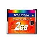 Transcend 2GB 133X CompactFlash Card
