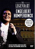 The Legendary Engelbert Humperdink (DVD and CD)