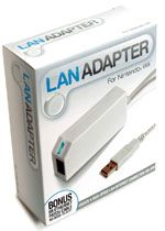 Datel - LAN Adapter (Wii)