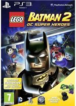LEGO Batman 2: DC Super Heroes - Includes Toy (PS3)