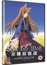 Spice And Wolf - Season 1 - Complete