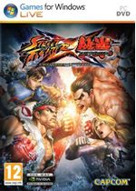 Street Fighter X Tekken (PC CD)