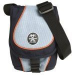 Crumpler TC950-004 The Crisp E 950 Bag - Navy/Light Blue/Orange