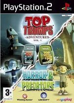 Top Trumps: Horror & Predators (PS2)