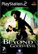 Beyond Good & Evil (PS2)