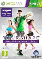 Your Shape - Fitness Evolved 2012 - Kinect (Xbox 360)